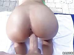 Dude Bangs Breasted Chick And Creampies Her 1