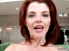 Redhead Milf Is Ready To Show All Her Charms 3