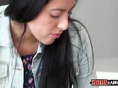 Cumming in the breeze. Tony Martinez Kimberly Gates Bianca Breeze