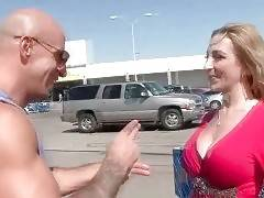 Busty Milf Longs To Have Some Sex Fun 1