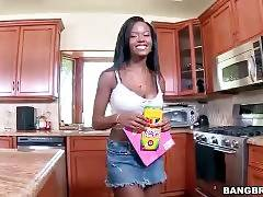 Have Fun With Hot Ebony Girl Jezabel Vessir 2
