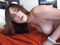 Ashley Adams Works out Body and Pussy