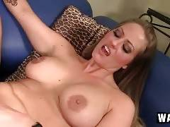 Curvaceous milf is fond of getting thoroughly pounded.